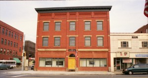 Rosebud Building - Market St.